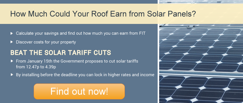Solar Fit What Do Higher Middle And Lower Rates Mean