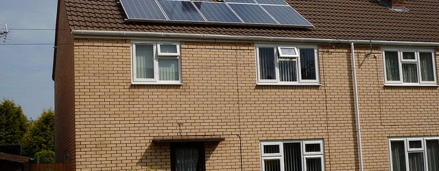 Solar Panels on Your Home