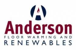 Anderson Floor Warming and Renewables