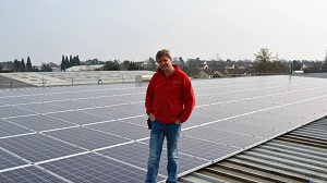 Callidus Commercial Solar Panel Install