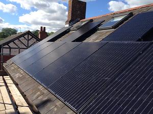 Callidus Domestic Solar Panels in Cornwall