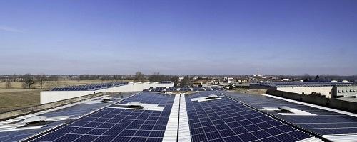 Clear Sky Energy Commercial Solar Panels