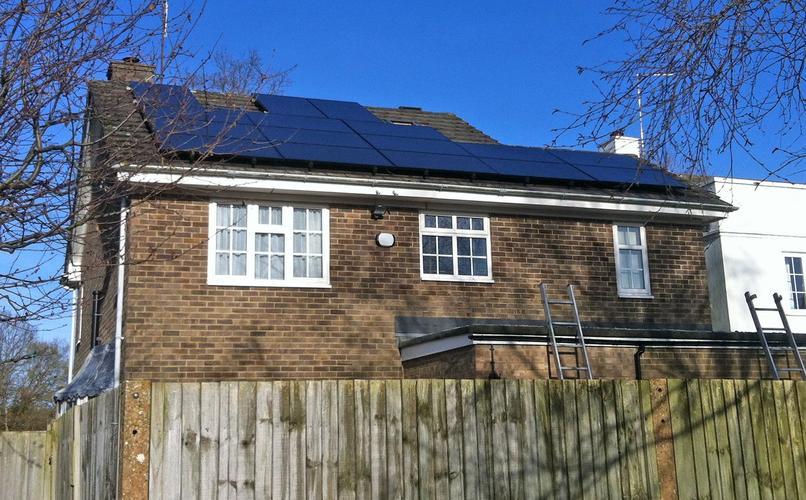 Clear Sky Energy Domestic Solar Panels