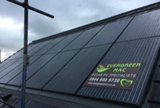 Evergreen MAC Solar Panels