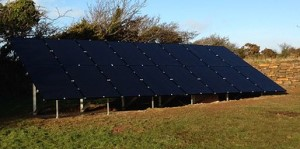 Ground Mounted Solar PV