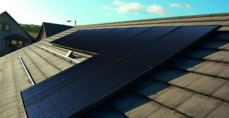 Home Smart Energy Solar PV Installation