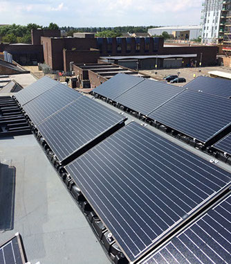 Sphere Energy Commercial Solar Panels