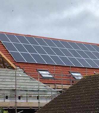 Sphere Energy Rooftop Solar