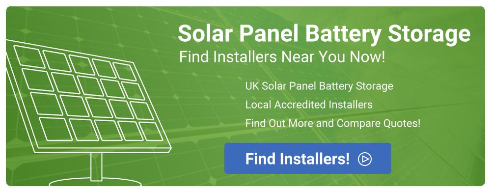 Find Battery Storage Installers
