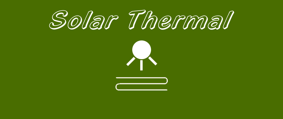 Solar Thermal and the Domestic RHI