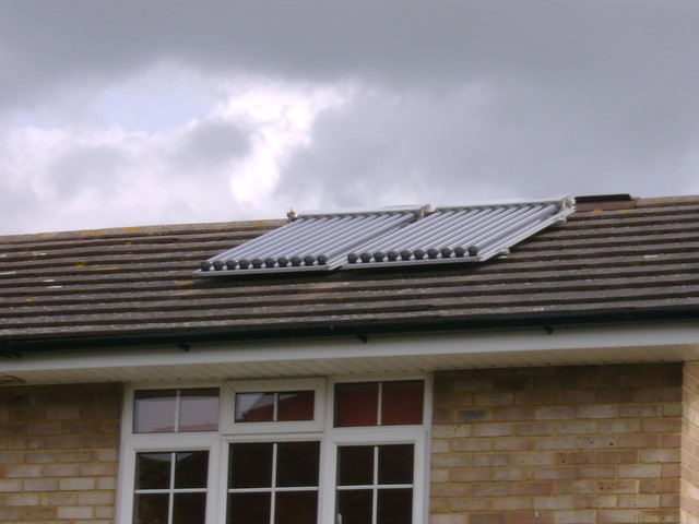 Solar Thermal House